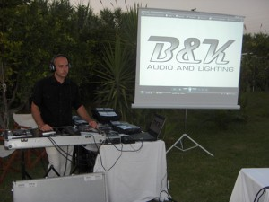 B & K AUDIO